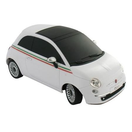 BeeWi FIAT 500 Bluetooth Car White for Android & Windows