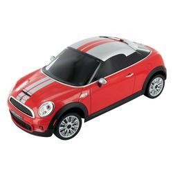 BeeWi Mini Coupé Red Bluetooth Car for iOS