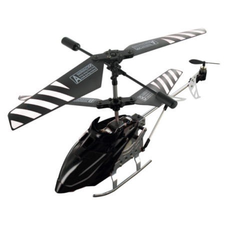 BeeWi StormBee Black Bluetooth Helicopter for Android & Windows