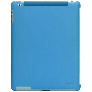 NUU BaseCase - Base cover for iPad 3 - Blue