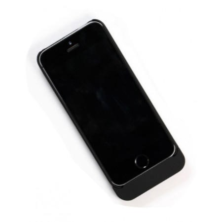 Boostcase Hybrid Power Case 2200MAH for iPhone 5/5s Black