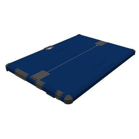 Trident Cyclops Case for Microsoft Surface Pro 3 with Tempered Glass in Blue