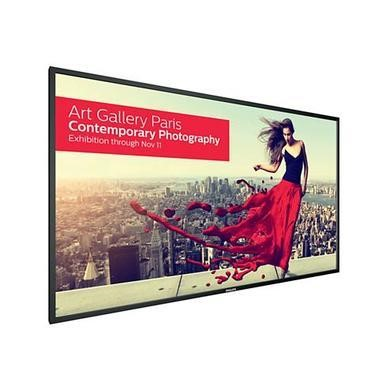 "Philips BDL8470QU/00 84"" 4K Ultra HD LED Large Format Display"
