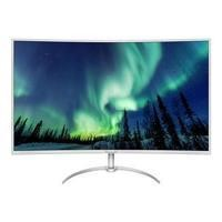 "Philips 40"" Brilliance 4K Ultra HD Curved Monitor"