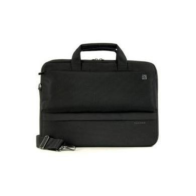 "Tucano Dritta Slim Bag for 13"" MacBook/Ultrabook - Black"