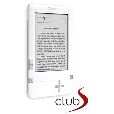 "BeBook Club S 6"" E-reader"