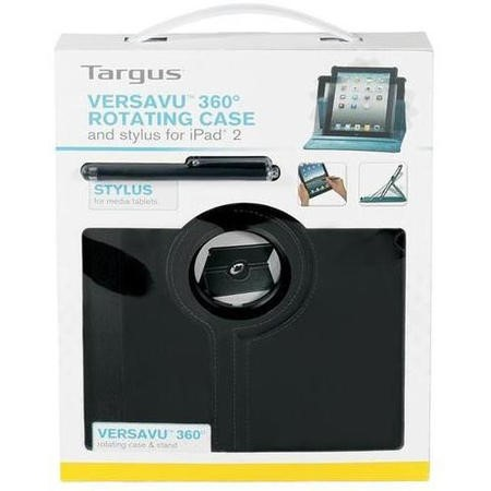 Targus Versavu 360 Rotating Stand and Stylus for iPad 2