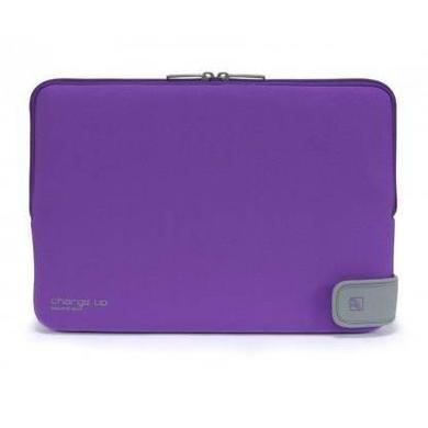 "Tucano Second Skin Folder Charge_Up for 13"" MacBook/Ultrabook - Purple"