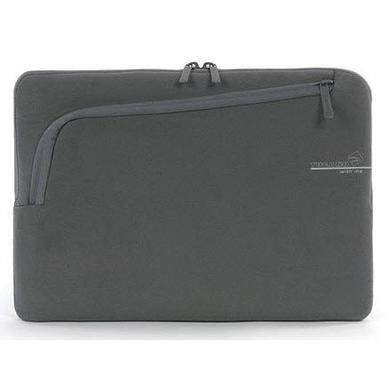 "Tucano With Me Second Skin for 13"" MacBook Pro/Ultrabook - Grey"
