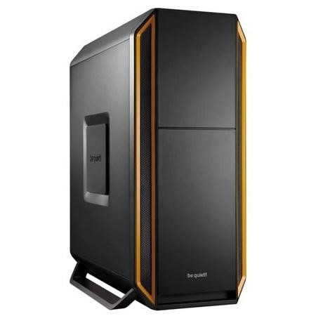 Be Quiet! Silent Base 800 Gaming Case ATX No PSU Tool-less 3 x Pure Wings 2 Fans Orange