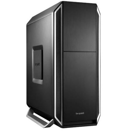 Be Quiet! Silent Base 800 Gaming Case, ATX, No PSU, Tool-less, 3 x Pure Wings 2 Fans, Silver