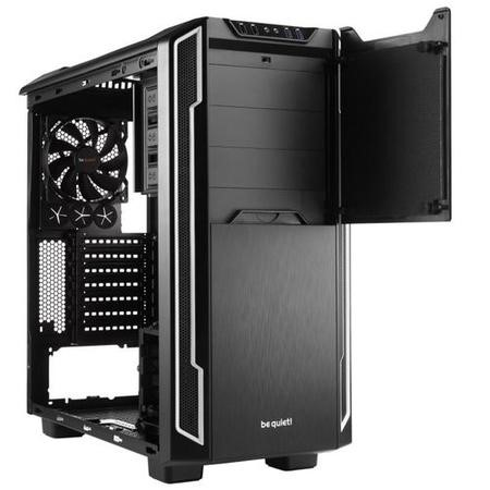 Be Quiet! Silent Base 600 Mid Tower Gaming Case in Black/Silver