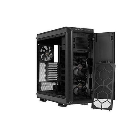 Be Quiet! Dark Base 900 Gaming Case, E-ATX, No PSU, Tool-less, 3 x Silent Wings 3 Fans, Modular Cons