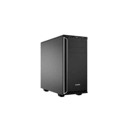 Be Quiet! Pure Base 600 Mid  Tower Gaming Case in Black/Silver