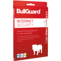 BG1612 BullGuard Internet Security - 12 Month Subscription - 3 Devices