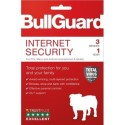 BG1912SIN Bullguard Internet Security 1 Year 3 Device Multi Device Retail License English