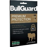 Bullguard Premium Protection 2019 1 Year 10 Device  Retail License