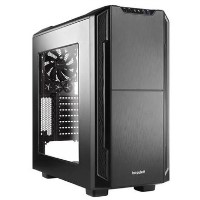 Be Quiet! Silent Base 600 Gaming Case with Window ATX Inc 2 x Pure Wings 2 Fans Black