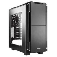 Be Quiet! Silent Base 600 Mid Tower Gaming Case with Window in Black/Silver
