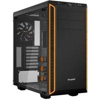 Be Quiet! Pure Base 600 Mid Tower Gaming Case with Window in Black/Orange