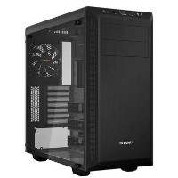 Be Quiet! Pure Base 600 Gaming Case with Window ATX No PSU 2 x Pure Wings 2 Fans Black