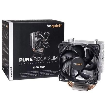 BK008 Be Quiet! BK008 Pure Rock Slim Heatsink & Fan 92mm PWM Fan