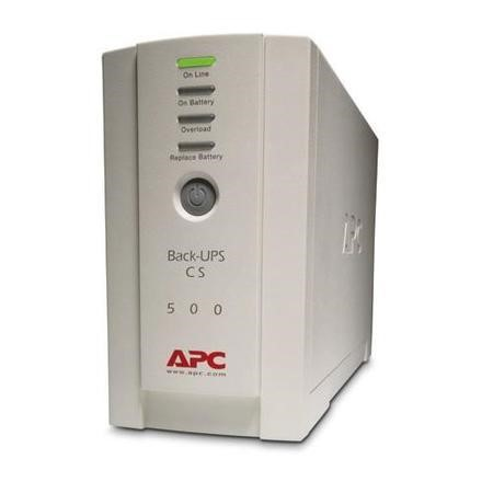 BK500EI APC Back-UPS CS 500 - UPS - 300 Watt - 500 VA