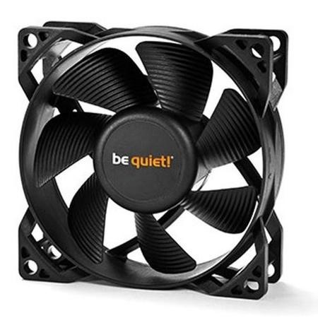 Be Quiet! Pure Wings 2 x 80mm Case Fan in Black