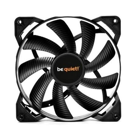 Be Quiet! Pure Wings 2 120mm Case Fan Rifle Bearing Black Ultra Quiet