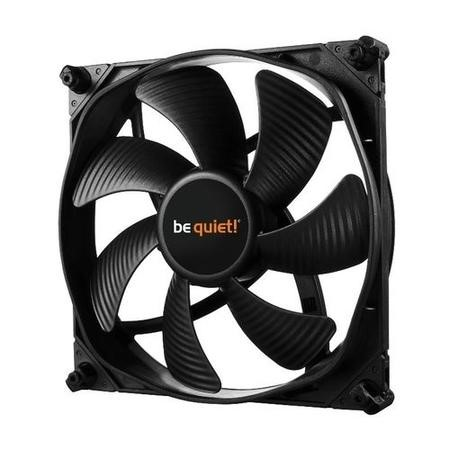 Be Quiet! Silent Wings 3 x 120mm Case Fan High Speed Black Fluid-dynamic Bearings