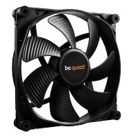 Be Quiet! Silent Wings 3 140mm High Speed Case Fan Black Fluid-dynamic Bearings