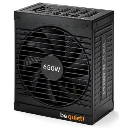 Be Quiet! Power Zone 650W 80 Plus Bronze Fully Modular Power Supply