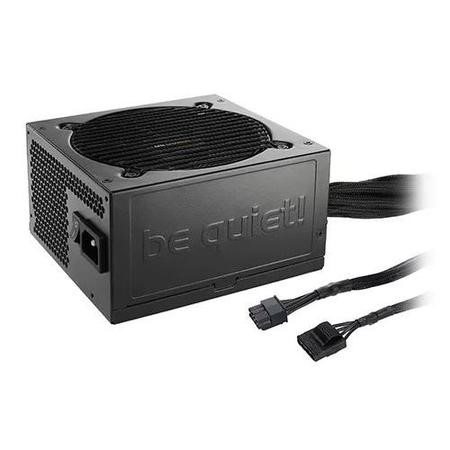 Be Quiet! 700W Pure Power 10 PSU, Rifle Bearing Fan, 80+ Silver, Cont. Power