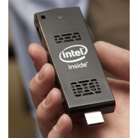 Intel Compute Stick Quad Core 8GB SSD Linux Ubuntu Portable Stick PC