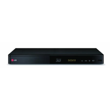 LG BP440 Smart 3D Blu-ray Player