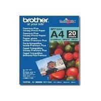 Brother Innobella Premium Plus BP71GA4 - Glossy photo paper - A4 - 260 g/m2 - 20 sheet(s)