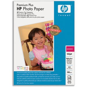 HP BP71GLP Paper Glossy Sheets - QTY 50