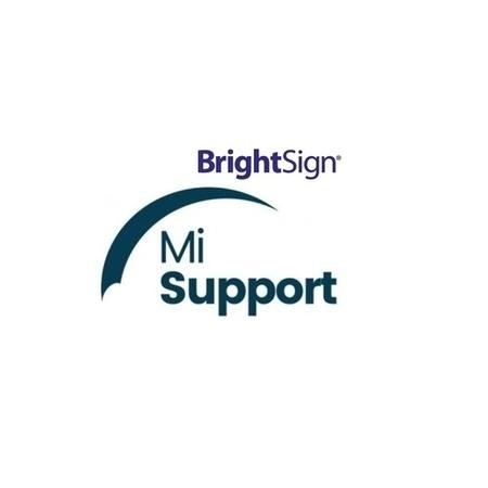 MI Support 1 year - Swap Out for Brightsign HD224