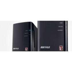 Buffalo LinkStation Pro Duo 2TB High Speed Network Storage RAID 0/1
