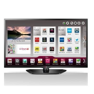 LG 42LN570V 42 Inch Smart LED TV and WiFi Dongle