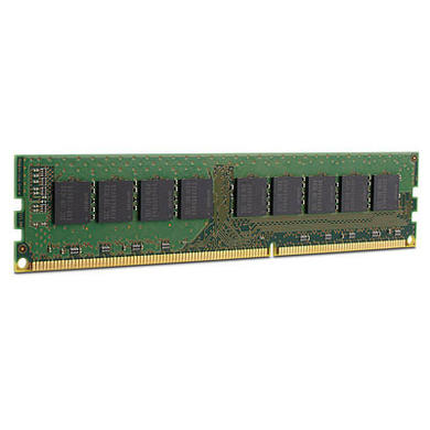 HP 8GB 1x8GB Dual Rank x8 PC3- 12800E DDR3-1600 Unbuffered CAS-11 Memory Kit