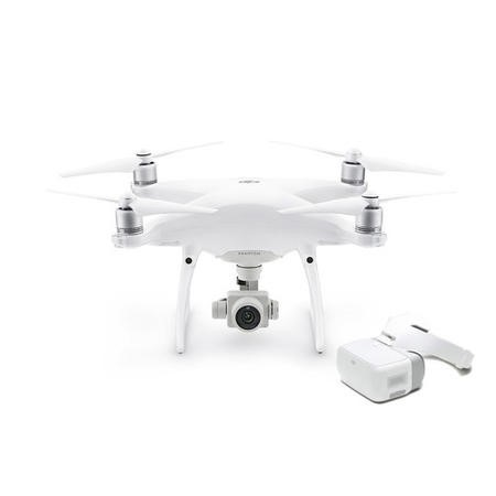 DJI Phantom 4 Advanced 4K Camera Drone + DJI Goggles