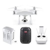 DJI Phantom 4 Pro 4K Camera Drone wtih Two Extra Batteries & Free Hard Shell Backpack