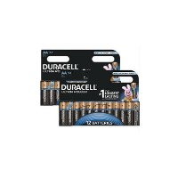 Duracell Ultra Power AA  2 x 12 Pack