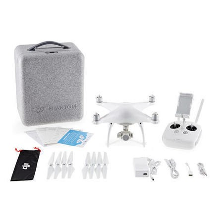Refurbished - Excellent Condition - DJI Phantom 4 4K Camera Drone Ready To Fly