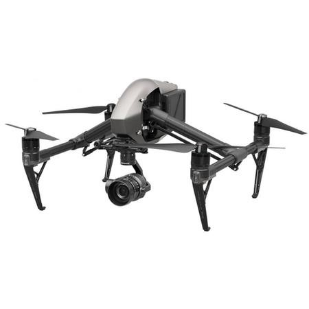DJI Inspire 2 with Zenmuse X5S 4K Camera