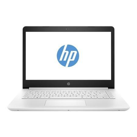 "BUN/A1/1VH15EA/70203 Refurbished HP 14-bp060sa 14"" Intel Core i3-6006U 2GHz 4GB 500GB Windows 10 in Snow White Laptop Bundle"