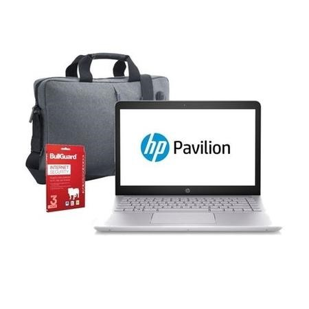 "BUN/A1/1VJ36EA/70197 Refurbished HP Pavilion 14-bk063sa 14"" Intel Pentium 4415U 2.3GHz 4GB 1TB Windows 10 Laptop Bundle"