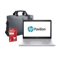 "Refurbished HP Pavilion 14-bk063sa 14"" Intel Pentium 4415U 2.3GHz 4GB 1TB Windows 10 Laptop Bundle"