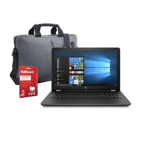 "BUN/A1/2FP46EA/70202 Refurbished HP 15-bw060sa 15.6"" AMD A9-9420 4GB 1TB Windows 10 Laptop Bundle"